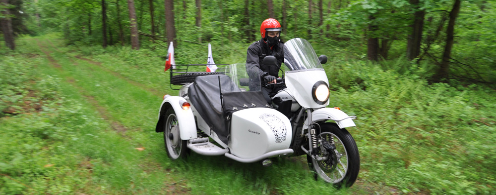 Motocykle Ural juz w Polsce