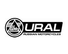 Nalepka z logo URAL
