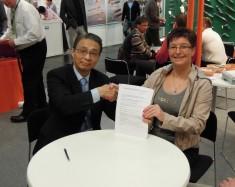 Podpisanie kontraktu z Jonnesway