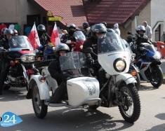 Ural na IX Zlocie Gwiaździstym w Gietrzwałdzie