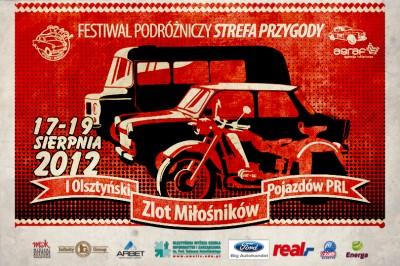 I Olsztyński Zlot Miłośników Pojazdów PRL