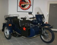 Wyprzedaż ostatniego modelu w naszym salonie Ural Sportsman Patrol