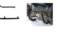 Rury osłonowe wózka