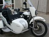 Ural Śnieżna Pantera motocykl testowy